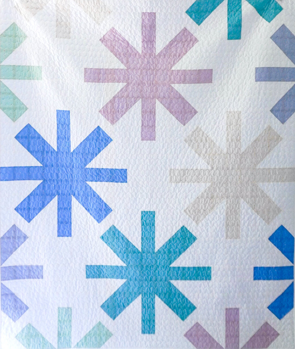 Asterisks Quilt Pattern by Modern Handcraft - Sewfinity.com