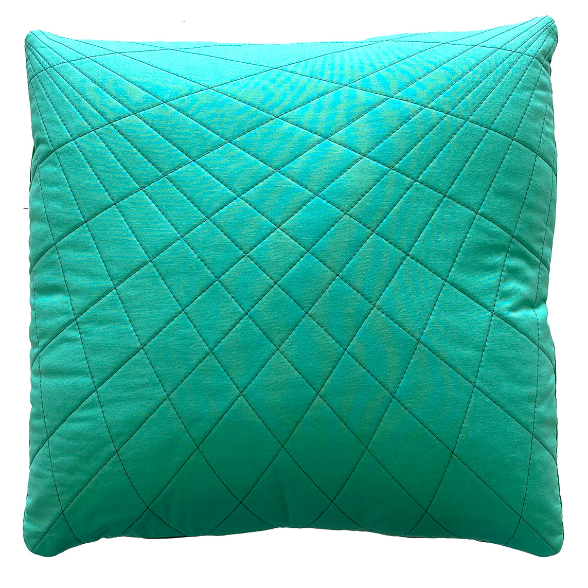 Quilted pillow cover - Sewfinity