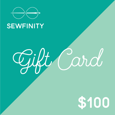 Sewfinity $100 Gift Card
