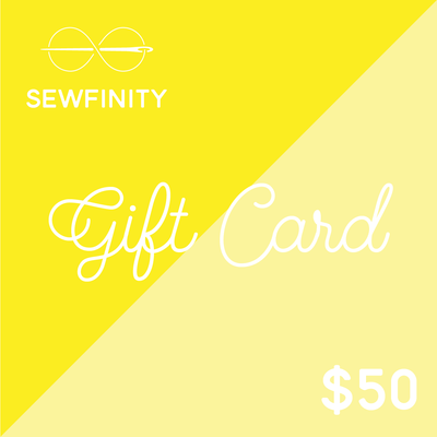 Sewfinity $50 Gift Card