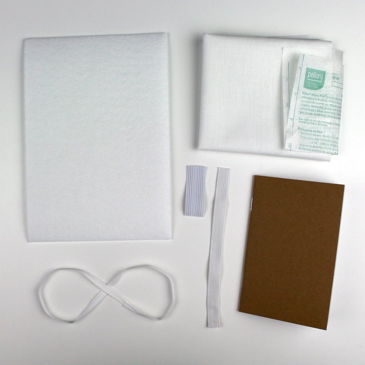 Supply Kit - Pocket Notebook Cover small