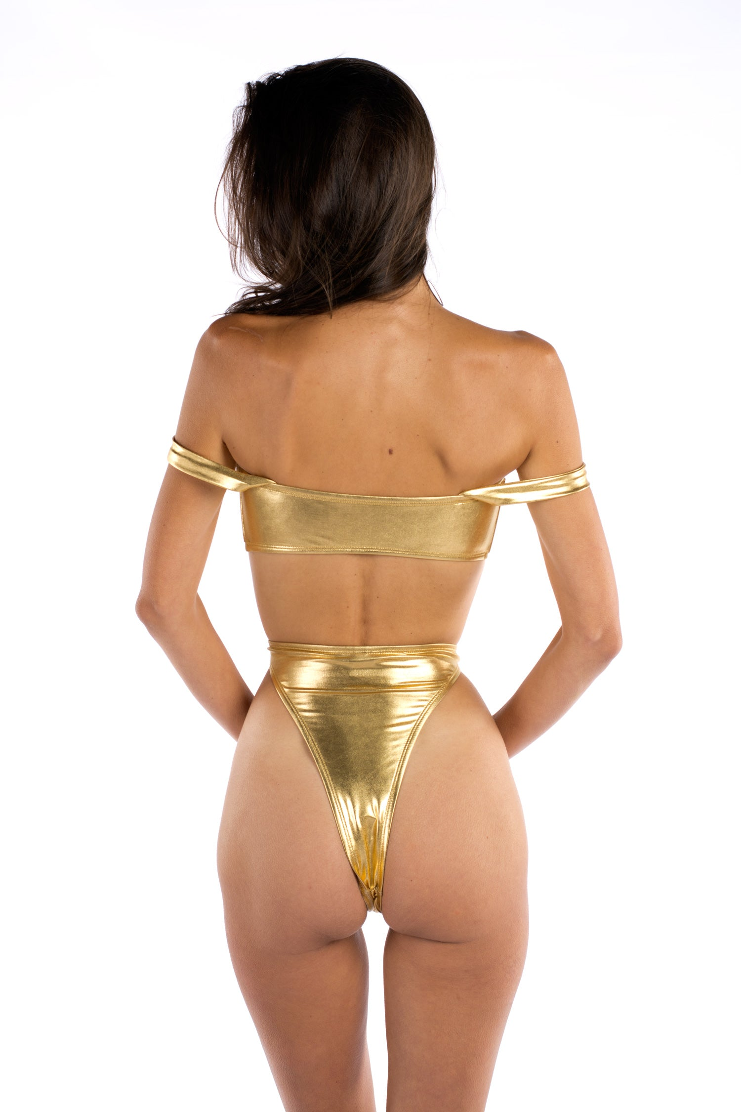 ELLE ONE PIECE METALLIC