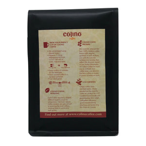 Exotic Natural Reserve Colombian - Sun Dried Gourmet Artisan Roasted Coffee