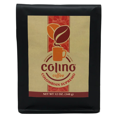 Image of colombia supremo coffee