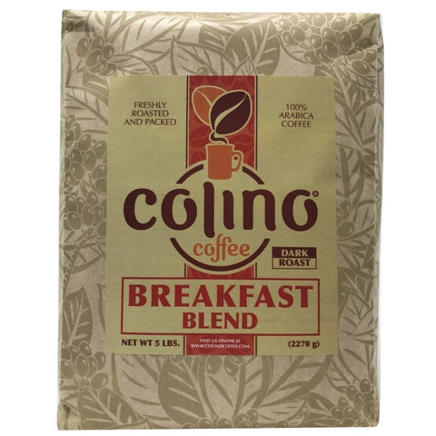 Image of Breakfast Blend Colombian Coffee