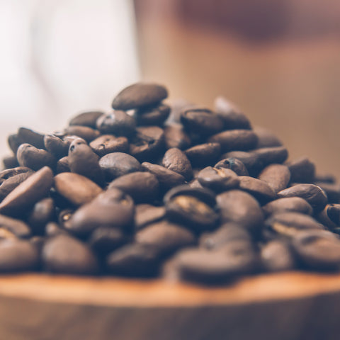 Fresh roasted Colombian Coffee Beans