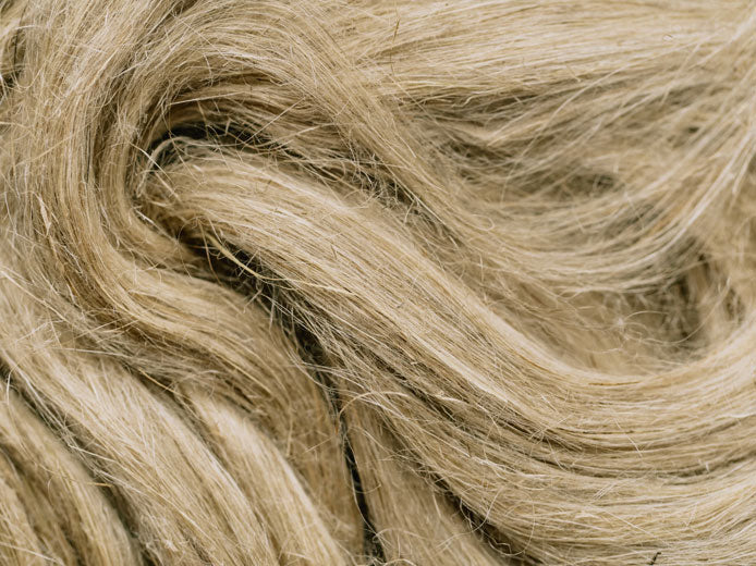 Sustainable natural hemp fibers