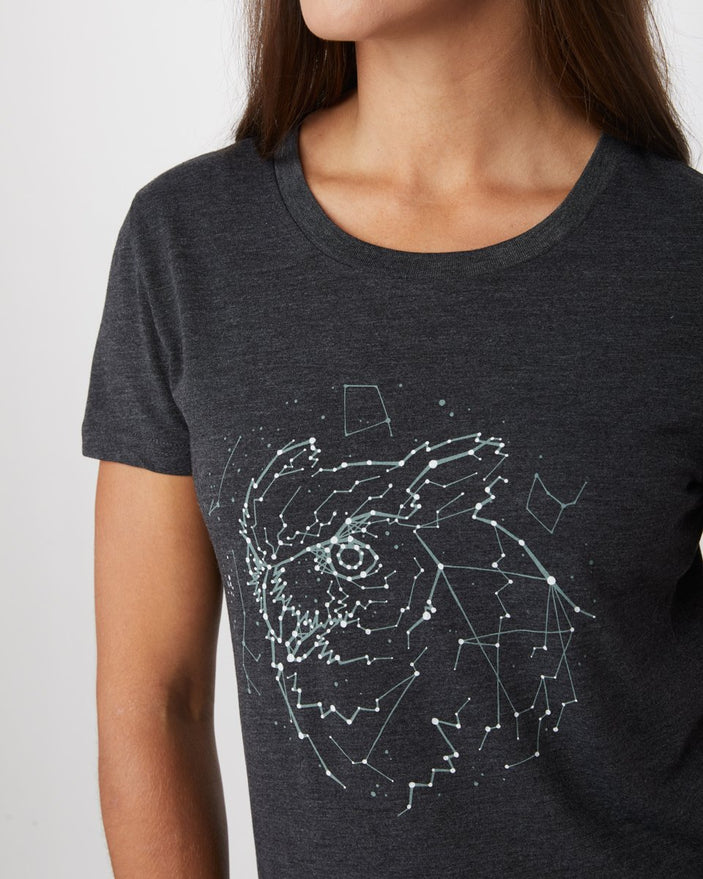 Image of product: W space owl T-Shirt