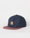 DARK DENIM NAVY_RED MAHOGANY_gallery