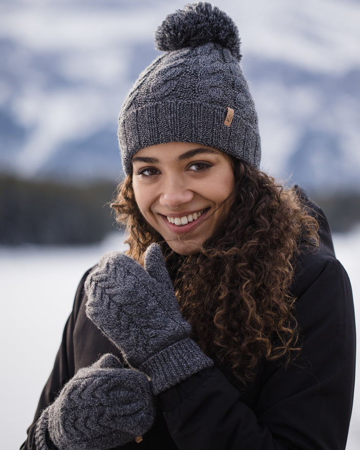 Image of product: Atlin Pom Beanie