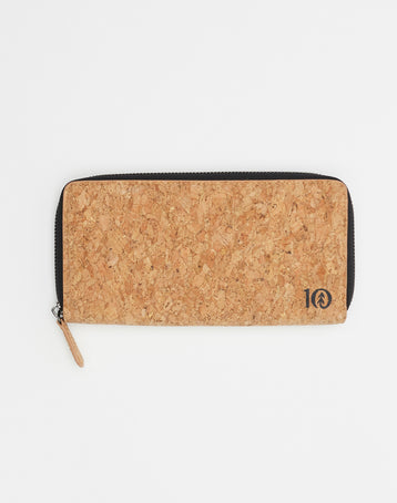 Image of product: Cork Zipper Wallet