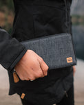 Image of product: Hemp Zip Wallet