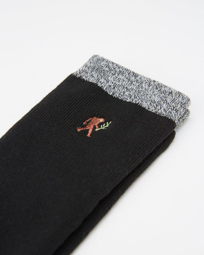 Image of product: Selkirk Embroidered Sock