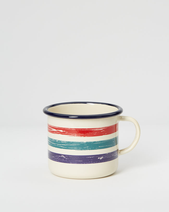 Image of product: Enamel Juniper Camp Mug