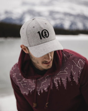 Image of product: Logo Hemp Altitude Hat