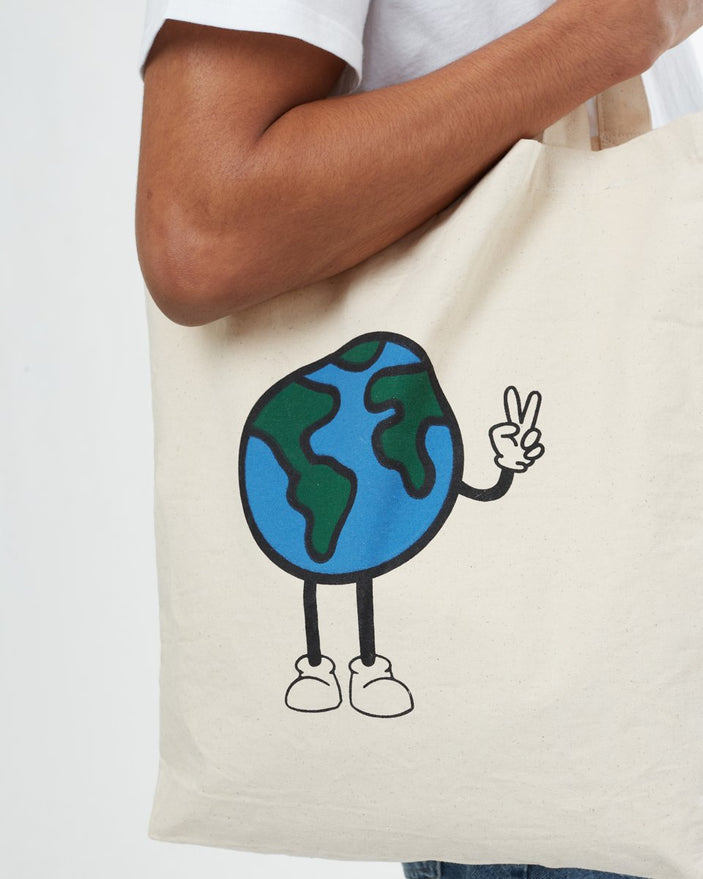 Image of product: Peace Man Tote