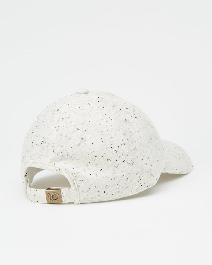 Image of product: Sun Embroidery Fleck Jersey Peak Hat