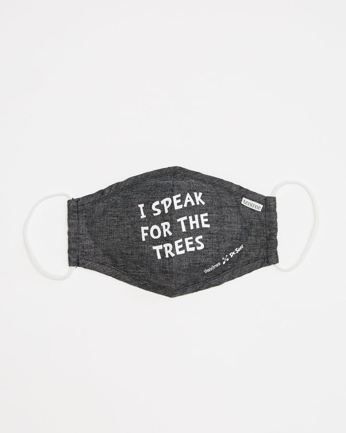 Image of product: Lorax Speak for the Trees Face Mask