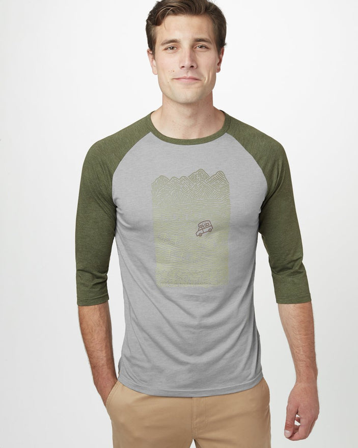 Image of product: M Roamer Planter T-Shirt