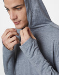 Image of product: Men's Destination Hooded Longsleeve