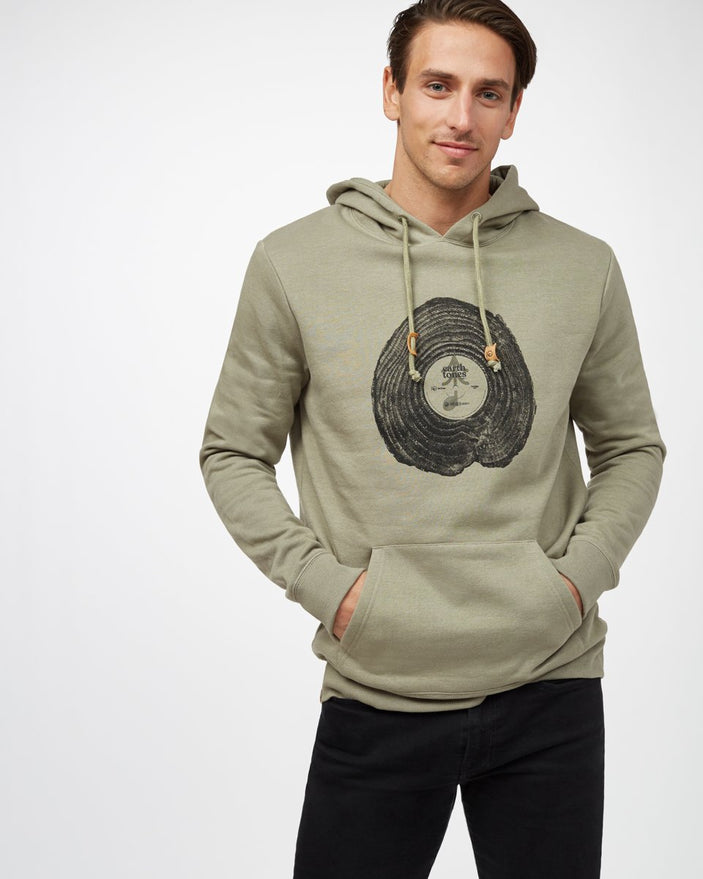 Image of product: M Spotify Earth Tones Hoodie