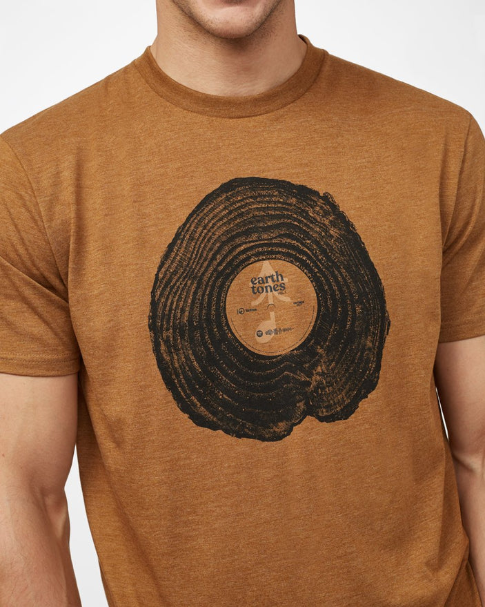 Image of product: M Spotify Earth Tones T-Shirt