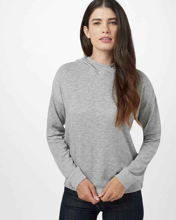 Image of product: W Burney Knit Hoodie