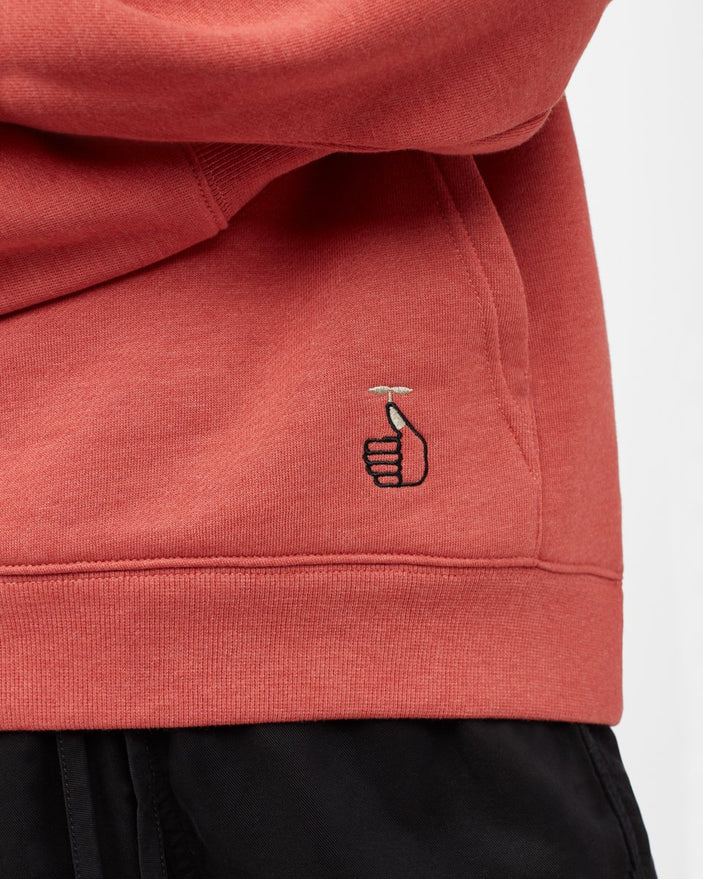 Image of product: W Thumbs Up Hoodie