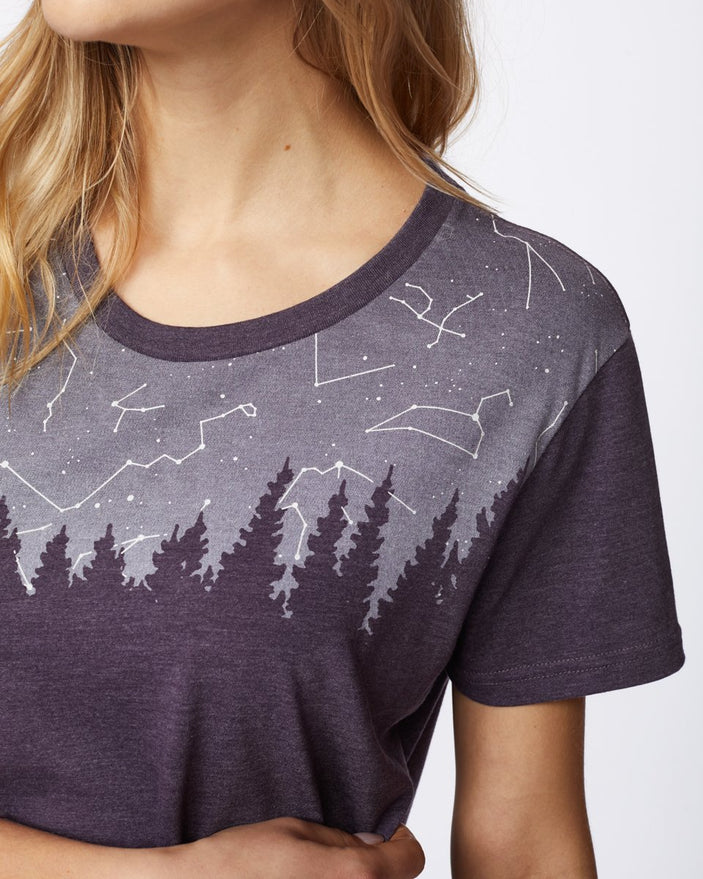 Image of product: W Constellation Juniper T-Shirt