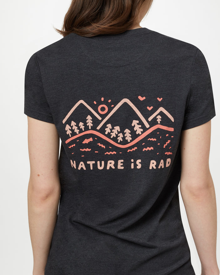 Image of product: W Nature is Rad Classic T-Shirt