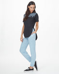 Image of product: W Juniper Curved Hem T-Shirt