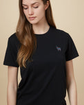 Image of product: W Peru Embroidered Llama T-shirt
