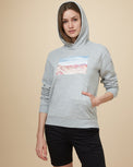Image of product: W Peru Rainbow Mountain Hoodie