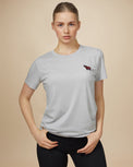Image of product: Nepal Embroidered Yak T-Shirt