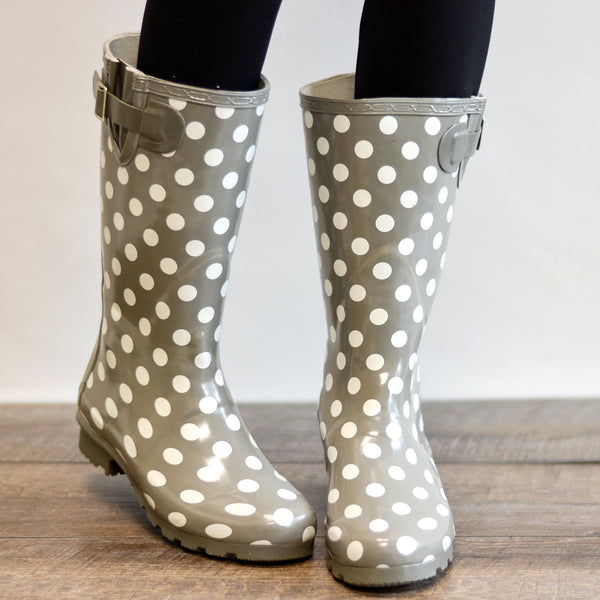 Patterned Rubber Rain Boots Journey Crew Stunning Patterned Rain Boots