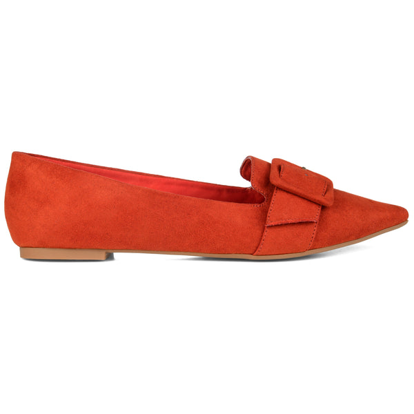 Buckle Detail Slip-on Loafer