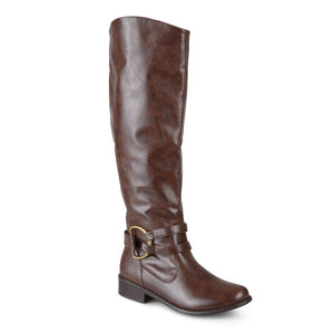 Knee-High Riding Boot