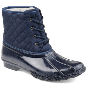 Quilted Waterproof Duck Boot