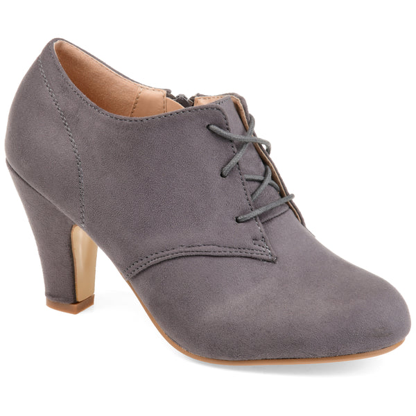 Vintage Inpsired Lace-Up Bootie