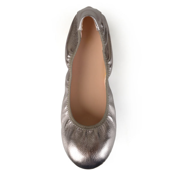 Flexible Scrunch Ballet Flats