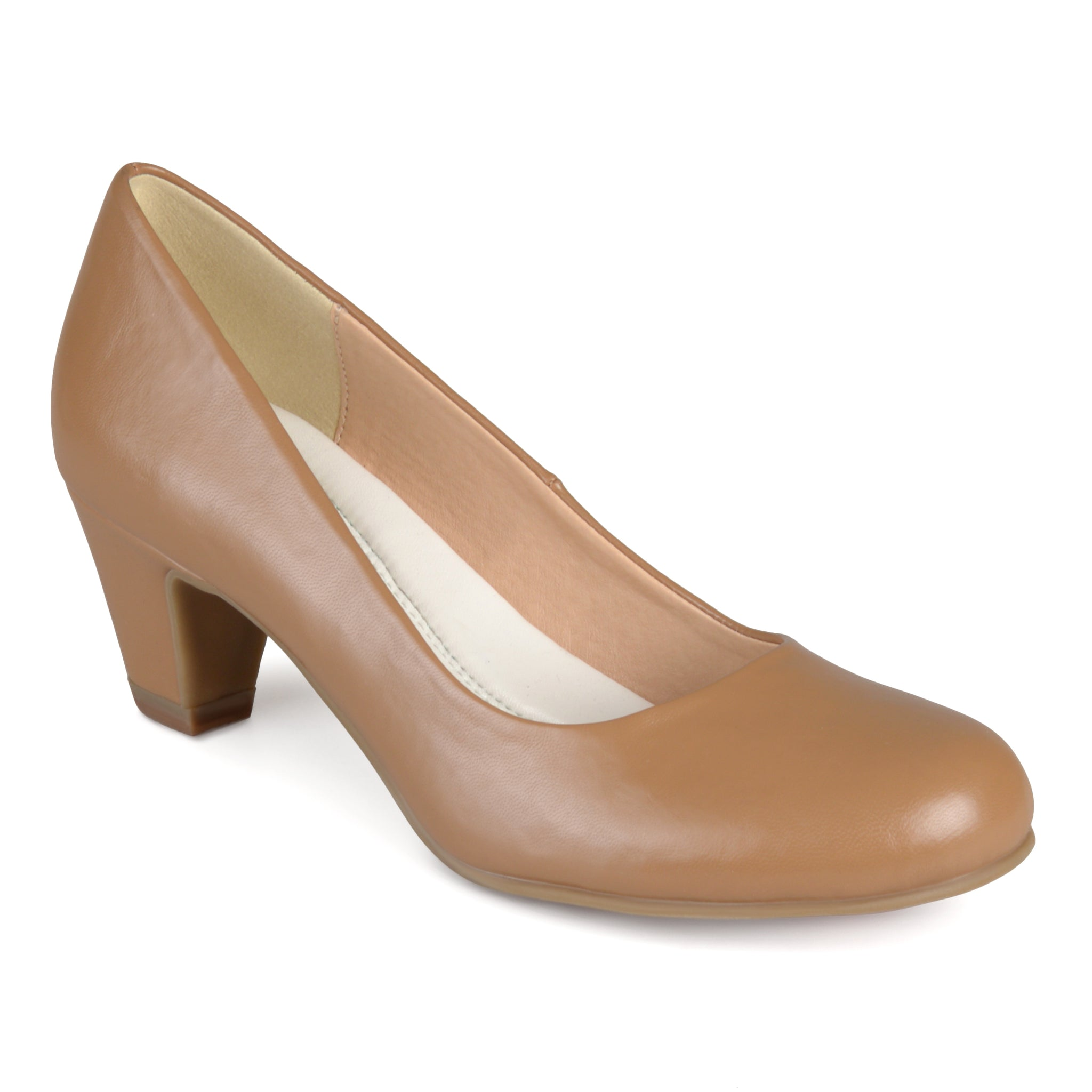 Comfort Fit Round Toe Classic Pumps