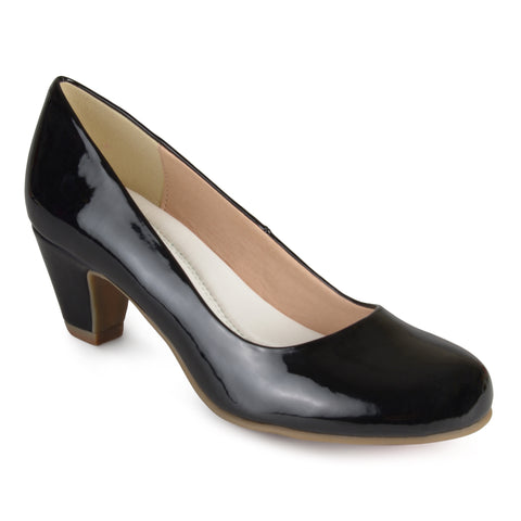 Comfort Fit Patent Classic Pumps