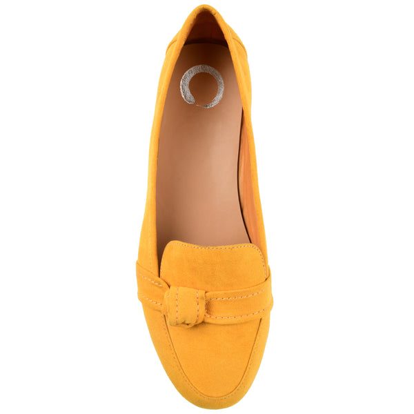 Knot Accent Flat Loafer