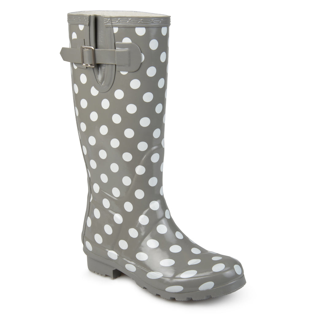 Patterned Rain Boots Cool Inspiration Ideas