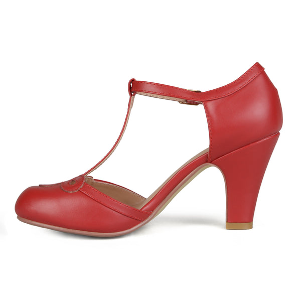 Vintage Mary Jane T-Strap Pump