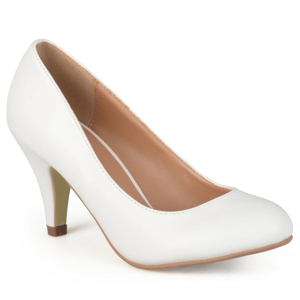 Classic Matte Finish Pumps