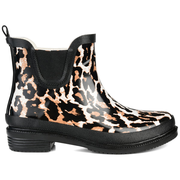 Rubber Ankle Rain Boot