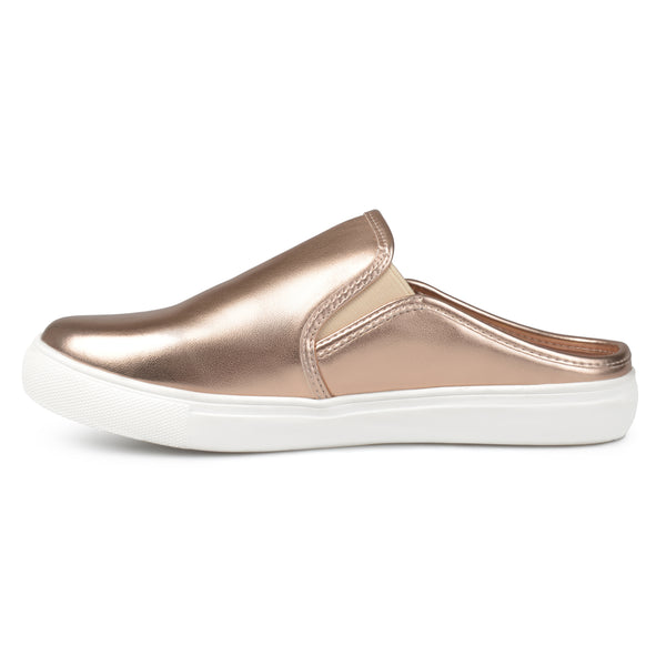 Casual Round Toe Sneaker Mules