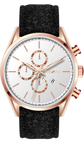 GOL ROSE GOLD WHITE 42MM