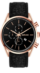 GOL ROSE GOLD BLACK 42MM